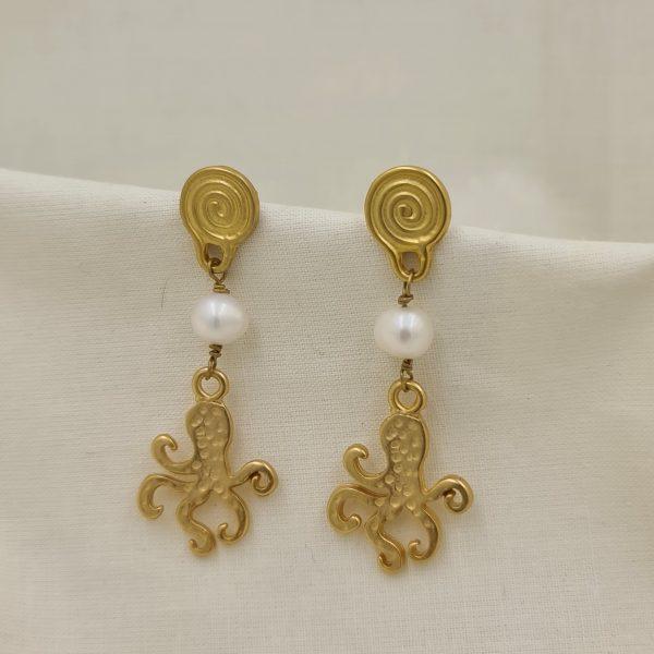 orecchini annagimilano linea perle