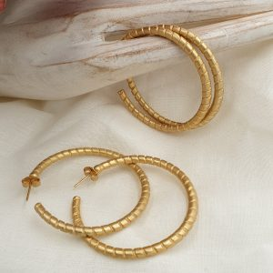 orecchini a cerchio annagi milano