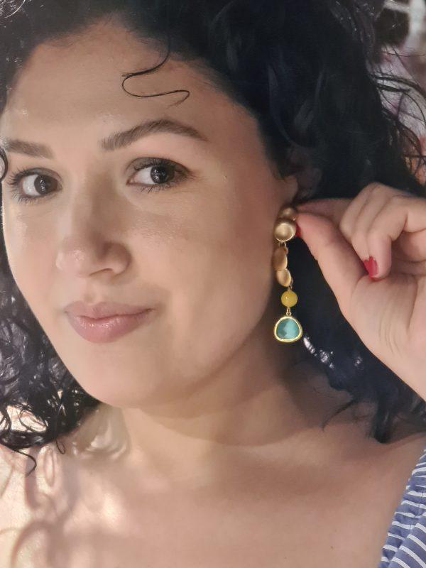 orecchini annagi milano linea charme