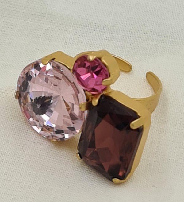 anello annagimilano linea queen