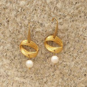 orecchini annagi milano linea perle