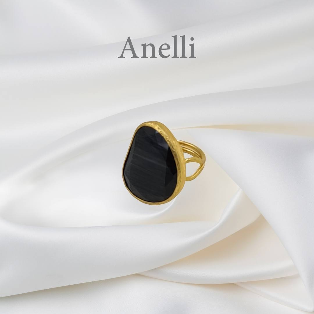 Anelli AnnaGi Milano fatti a mano in Italia