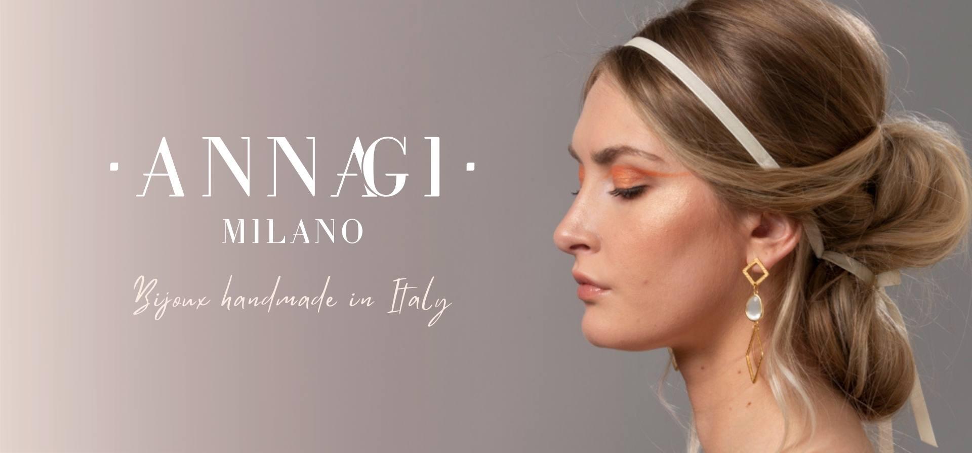 AnnaGi Milano bijoux personalizzabili fatti a mano in Italia